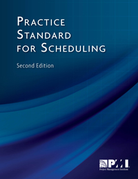 Practice Standard for Schedulling