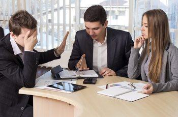 Gerenciando conflitos em projetos