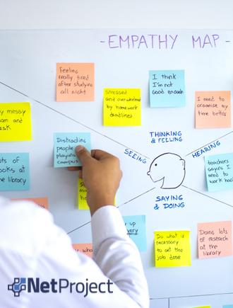 Como utilizar o Mapa de Empatia para entender melhor os Stakeholders do Projeto